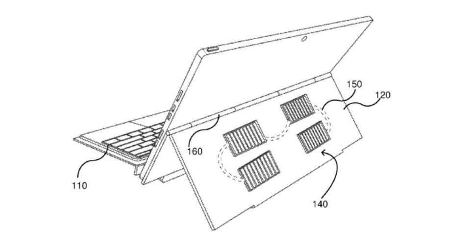 Microsoft показало ноутбук - Пражский