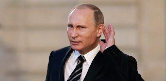 Чехи верят Путину - Пражский Телеграф