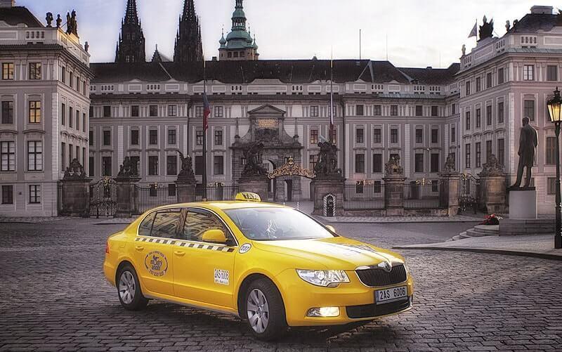Доплати за такси и езжай спокойно - Пражский Телеграф