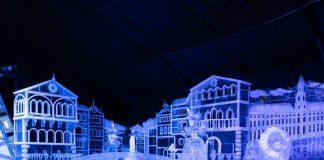 Фестиваль ледяных скульптур - Пражский Телеграф