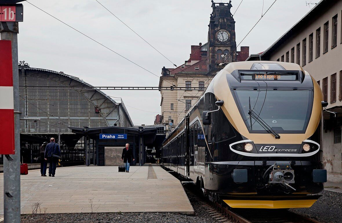 Leo Express получила Польшу - Пражский Телеграф