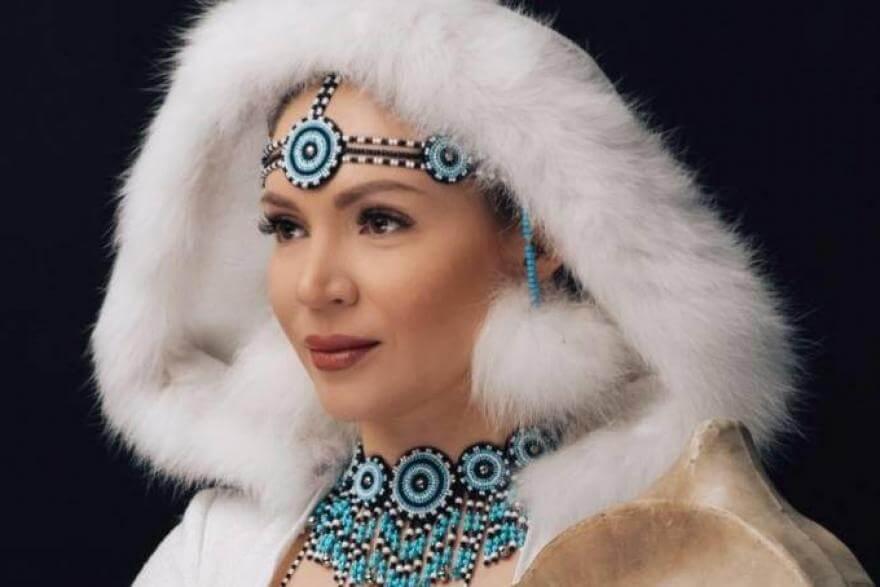 Сокровища Сибири в Праге: певица Олена Уутай - Пражский Телеграф
