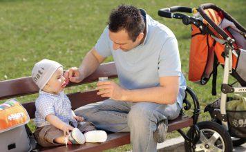 Отпуск отца по уходу за ребенком - Пражский Телеграф