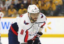 Овечкин догнал Селянне всписке лучших снайперов вистории НХЛ - Пражский Телеграф