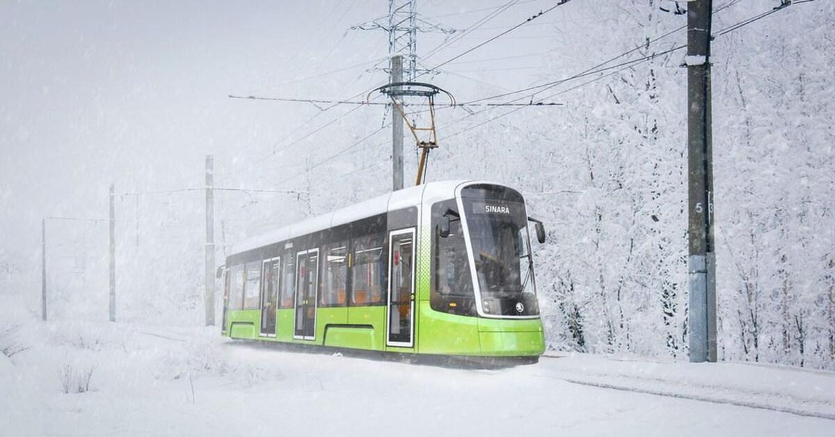 Škoda Transportation + Синара = Синара-Шкода. Транспортные технологии - Пражский Телеграф