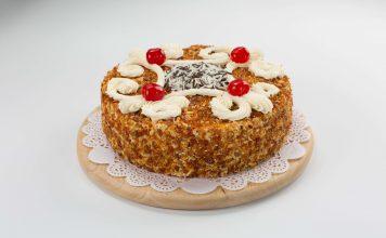 Торт «Вацлавский» – наслаждение с грильяжем - Пражский Телеграф
