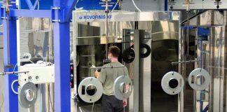 Kovofinis участвует в создании системы очистки и стоков - Пражский телеграф