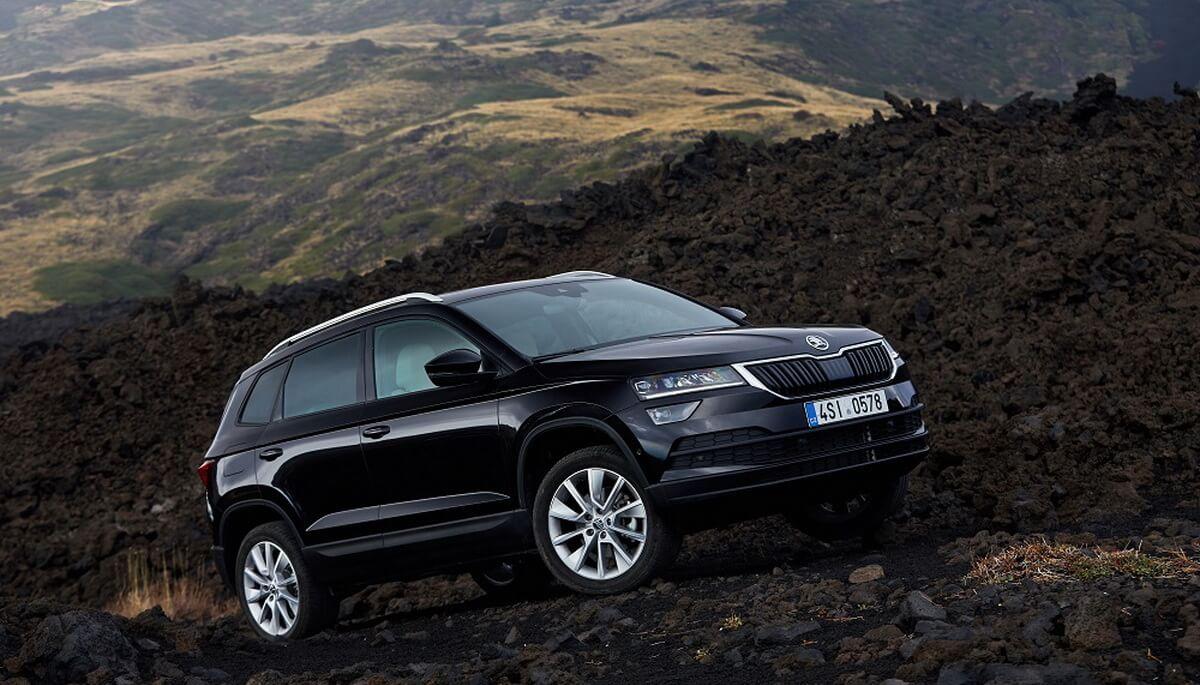 Škoda Auto: старт конвейерного производства SUV Karoq - Пражский Телеграф