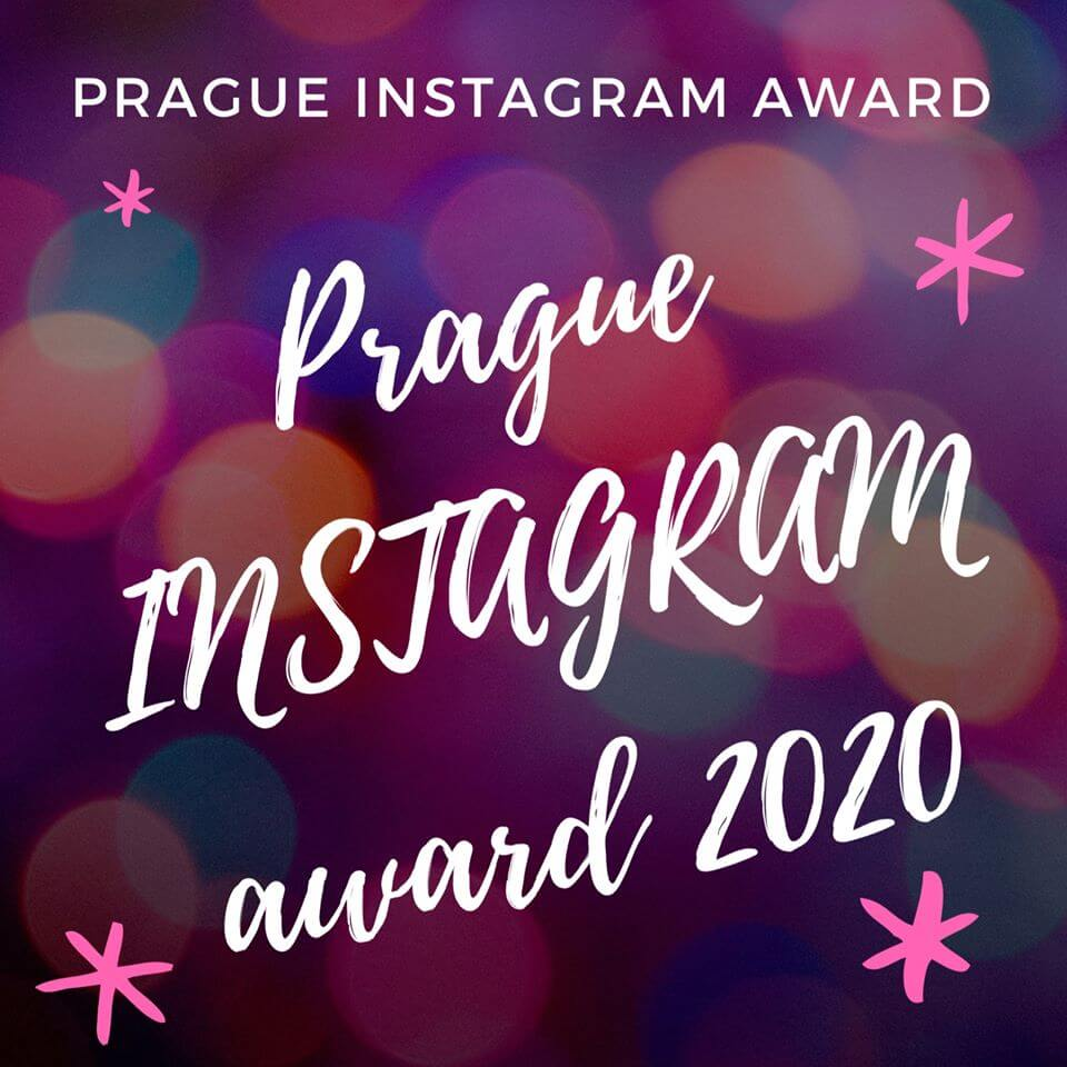 Prague Instagram Awards 2020 - Пражский Телеграф
