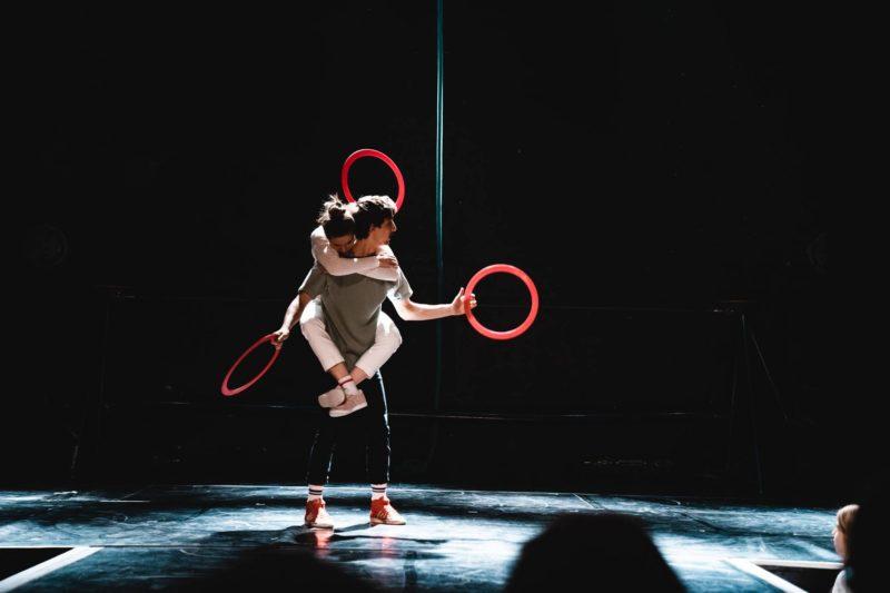 Новое цирковое искусство - Пражский Телеграф