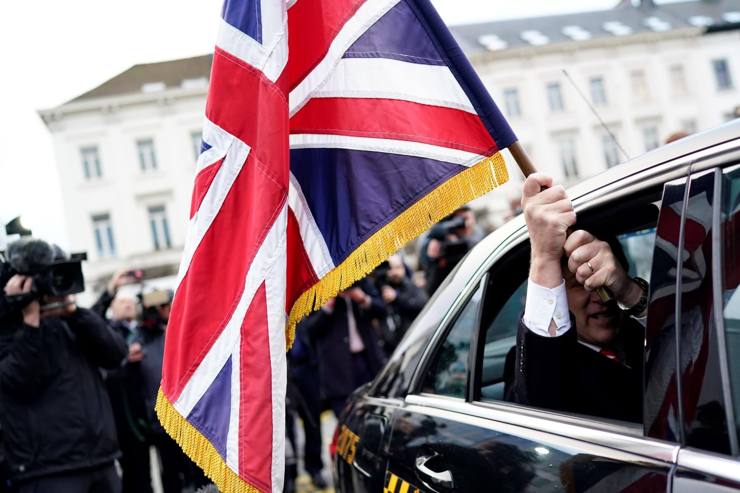 Good bye, Британия! - Пражский Телеграф