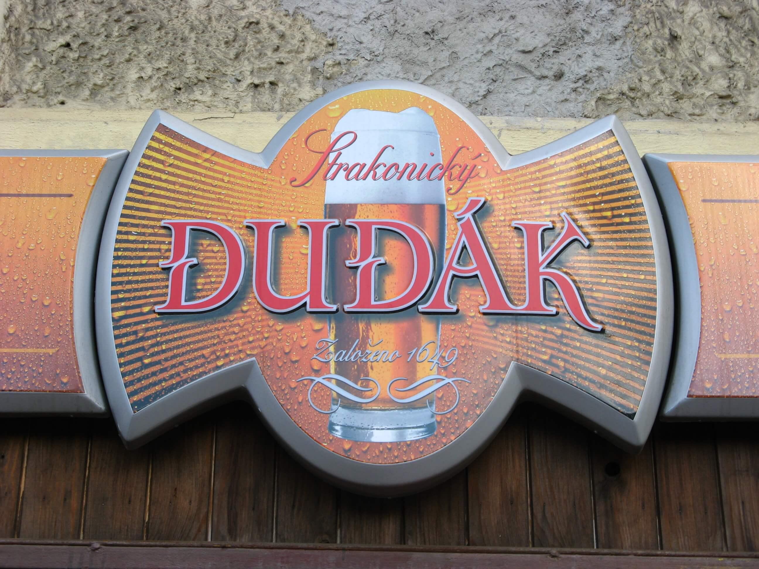 Пивовар «Дудак» из Стракониц в 2019 году сварил рекордное количество пива