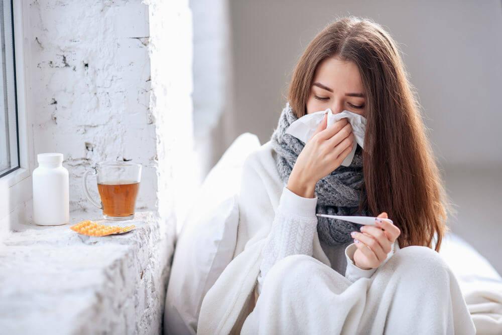 Как можно противостоять гриппу - Пражский Телеграф