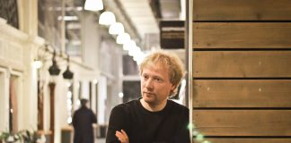 Евгений Григорьев: «Кинематограф создавался как луч света из-за спины, который освещает дорогу» - Пражский Телеграф