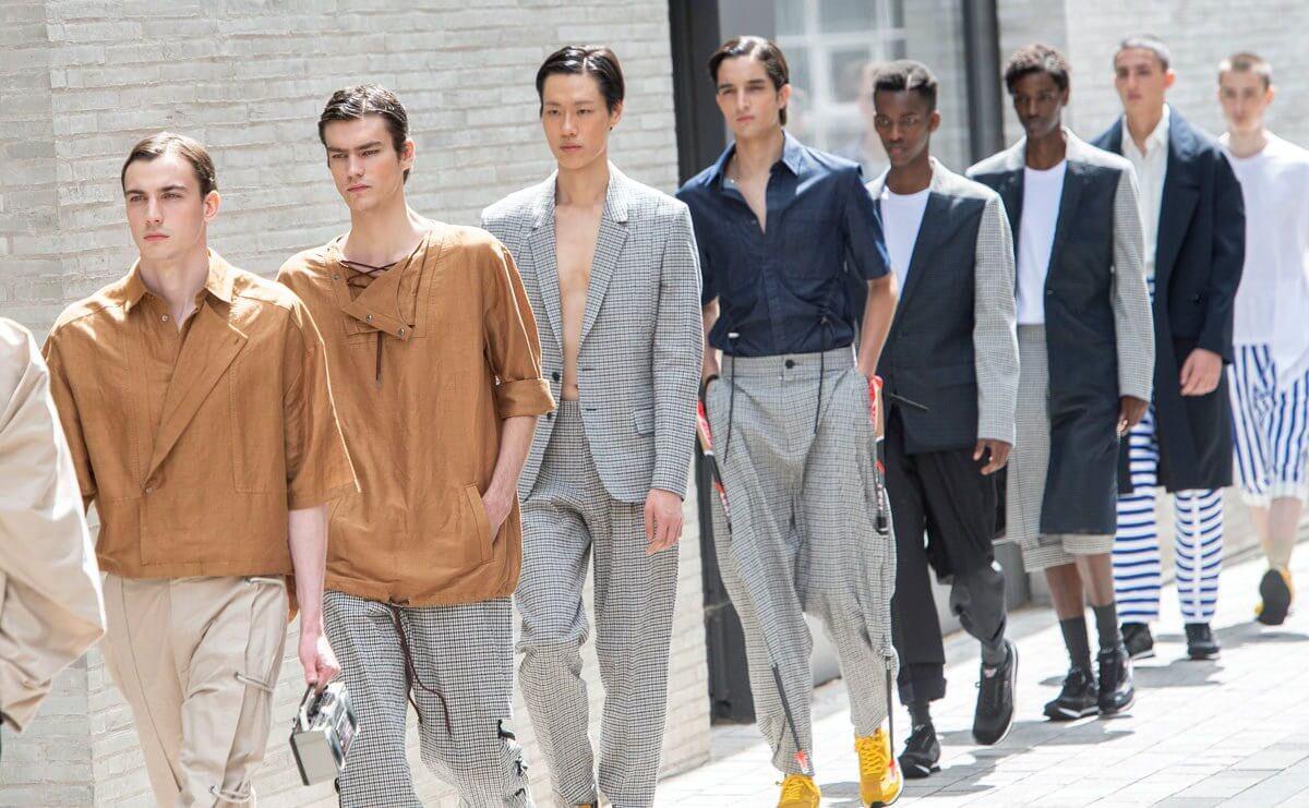Мужская мода сезона весна-лето – 2020: нет жизни без излишеств - Пражский Телеграф