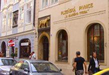 Глава пятая. Пивная «У золотого тигра» и её завсегдатай пан Грабал - Пражский Телеграф