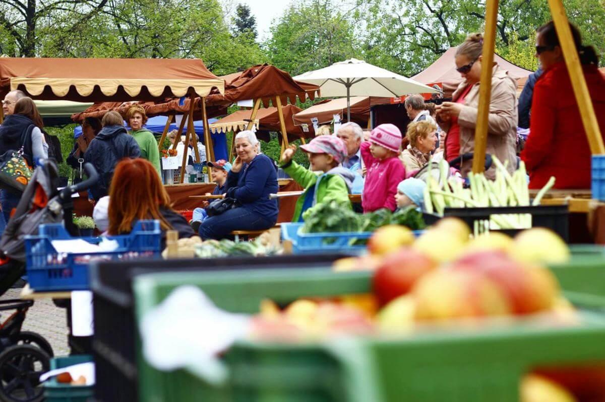 За фермерскими продуктами - Пражский Телеграф