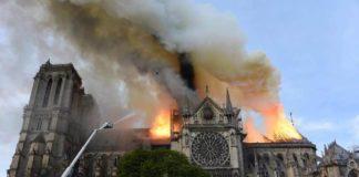 Пожар и символы - Пражский Телеграф