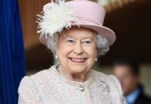 94 года Елизавете II