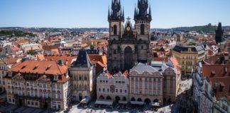 Внутренний туризм в Праге