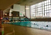 Открытие бассейнов
