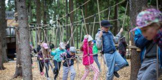 Школы на природе в Чехии