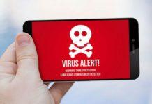 Вирус атакует мобильные телефоны