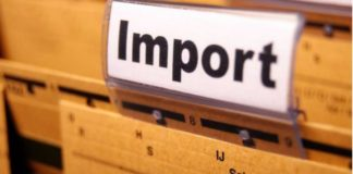 Импорт продуктов питания