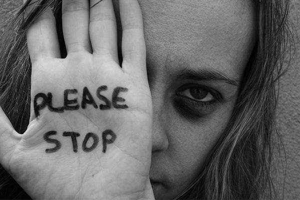 Жертвы домашнего насилия