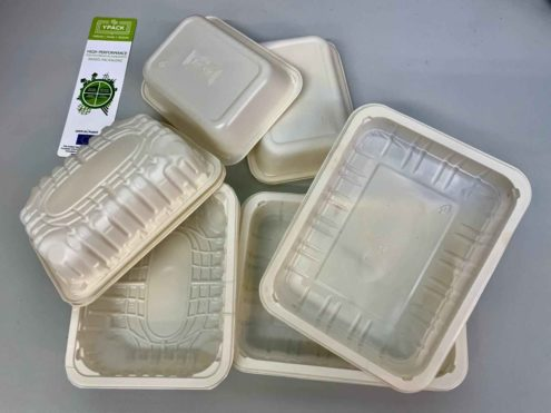 Биоразлагаемая упаковка
