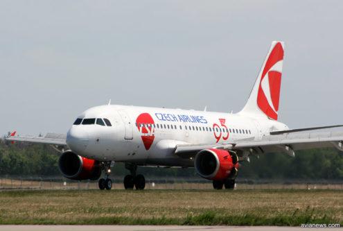 Полеты из Праги в Киев