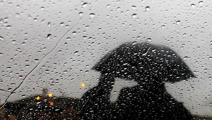 Дожди в Чехии