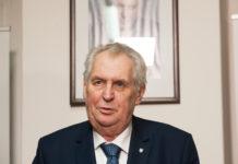 Милош Земан подписал ряд законов