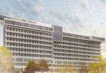 Новое помещение в больнице