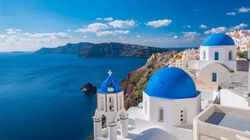 В Грецию в тестом