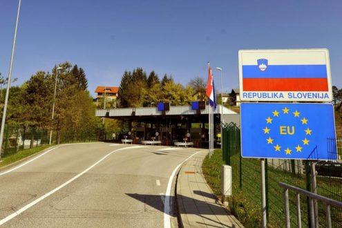Словения внесла Чехию в жёлтый список