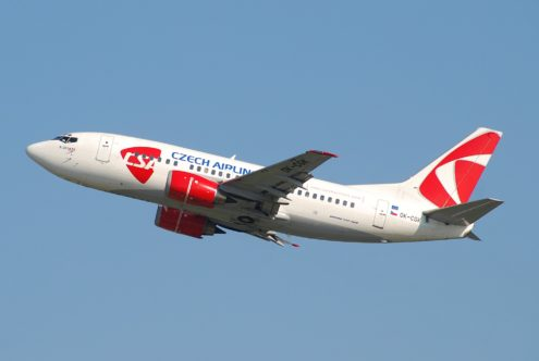 ČSA отменила рейсы в четыре пункта назначения из-за эпидемии, Будапешт, Лондон, Франкфурт и Хельсинки