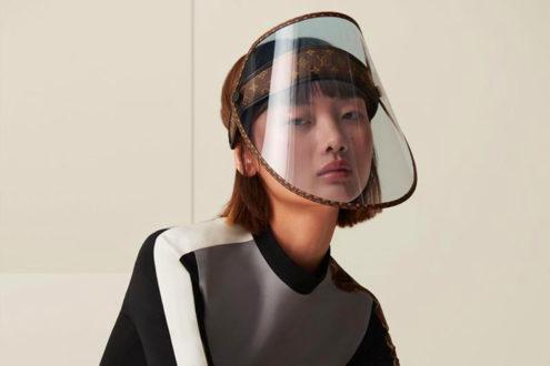Louis Vuitton предлагает защитный экран для любителей роскоши