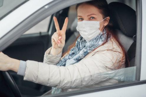 С ношением масок соглашается подавляющее большинство людей