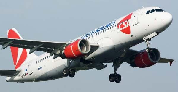 ČSA отменяет полёты