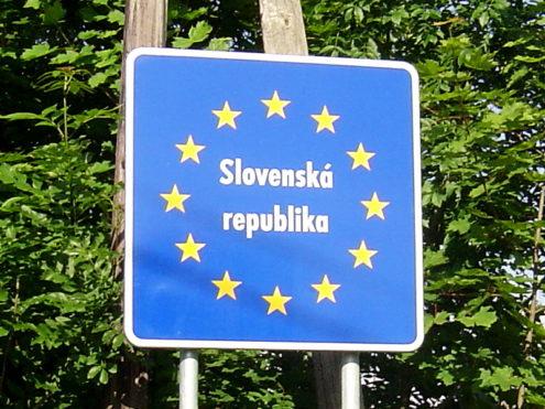 Словакия причисляет Чехию к странам риска