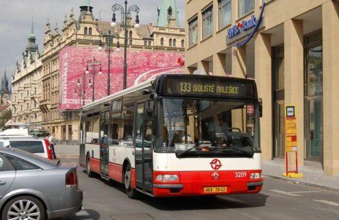 Прага хочет поднять стоимость проезда в обественном транспорте