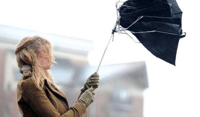 Метеорологи предупредили, что в Чехию придет очень сильный ветер