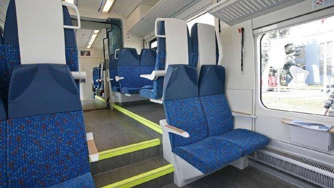 Чешские железные дороги ограничивают движение поездов