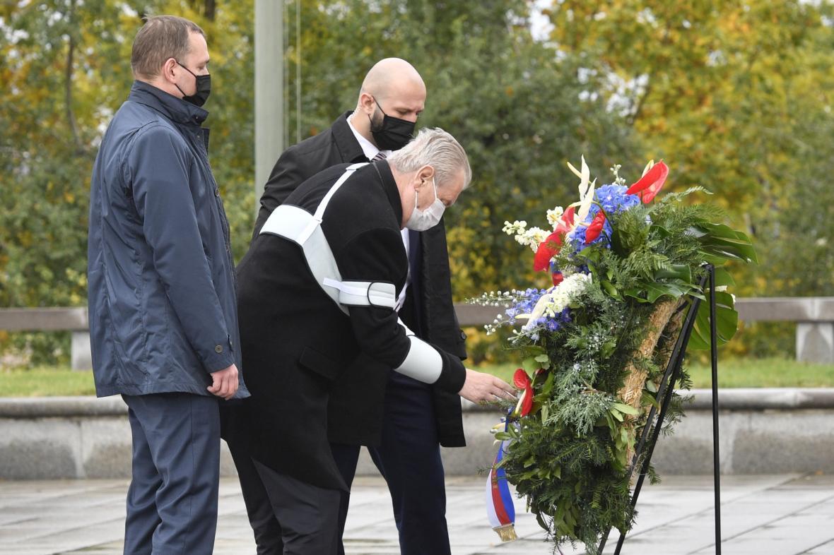 Чехословакия отмечает свое 102-летие