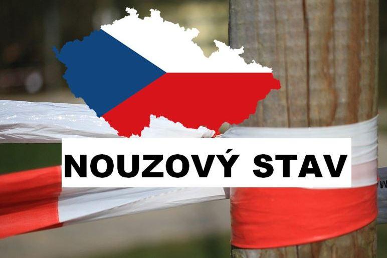 Продление чрезвычайного положение в Чехии