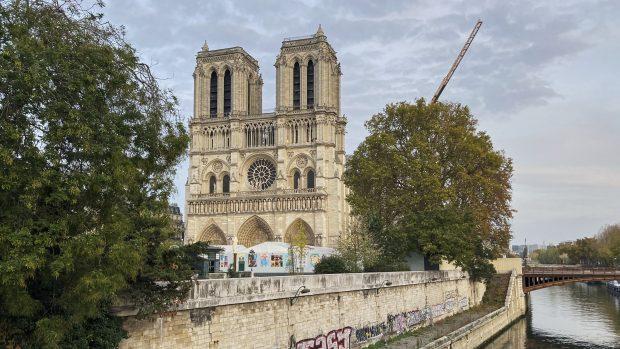 В Рождество в соборе Парижской Богоматери пройдет Рождественский концерт, который станет первым событием после пожара
