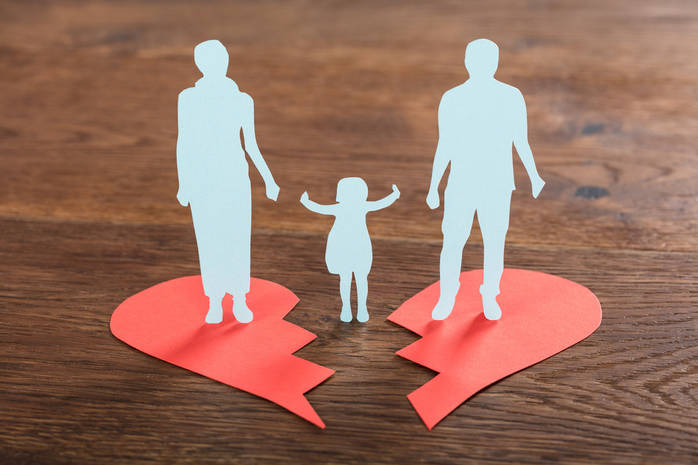 Дети несут последствия развода во взрослую жизнь и в свои отношения