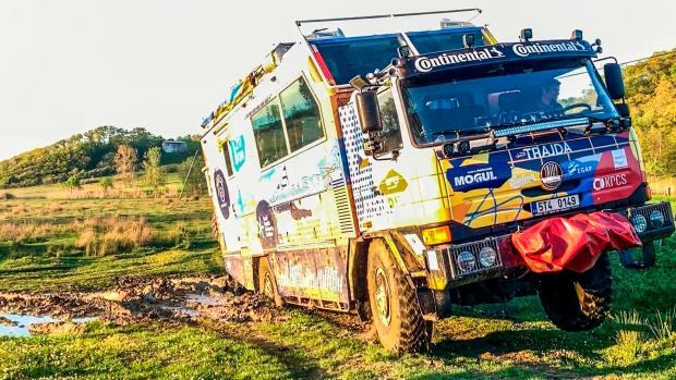 Кругосветная экспедиция Tatra 2 продолжится, команда отправится в Африку
