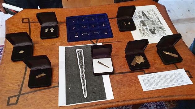 Гвоздь, которым, вероятно, распяли Иисуса Христа, обнаружили в Чехии